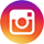 instagram round with border icon 256